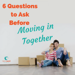 6 Questions to Ask Before Moving in Together