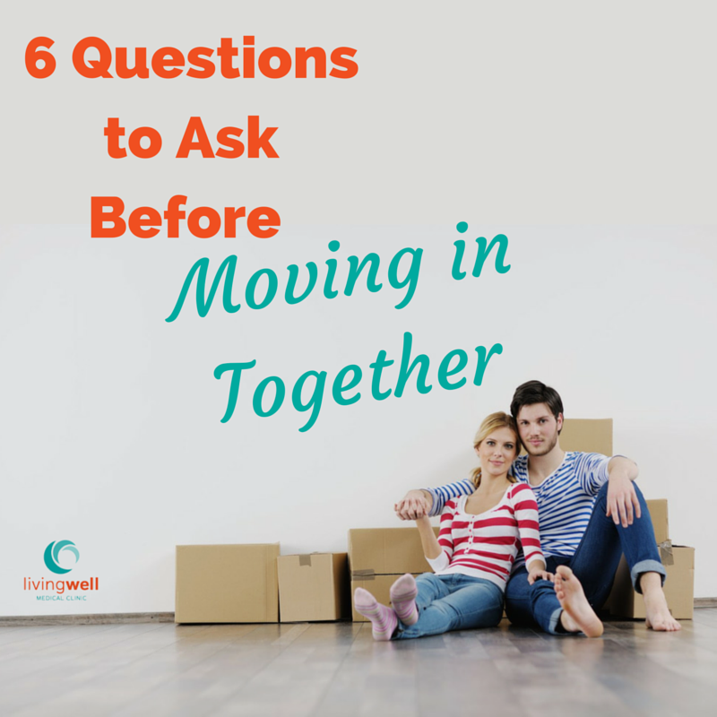 Dating and moving in together