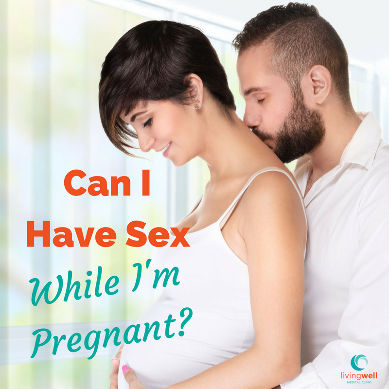 Can I Have Sex While I'm Pregnant?