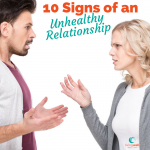 10 Signs of an Unhealthy Relationship